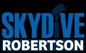 Skydive Robertson logo