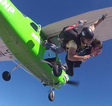 Skydive Robertson Tandem