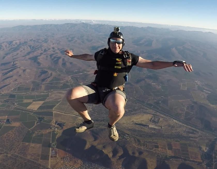 Coaching Skydive Robertson