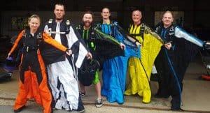 Skydive Robertson Coaching Wingsuit