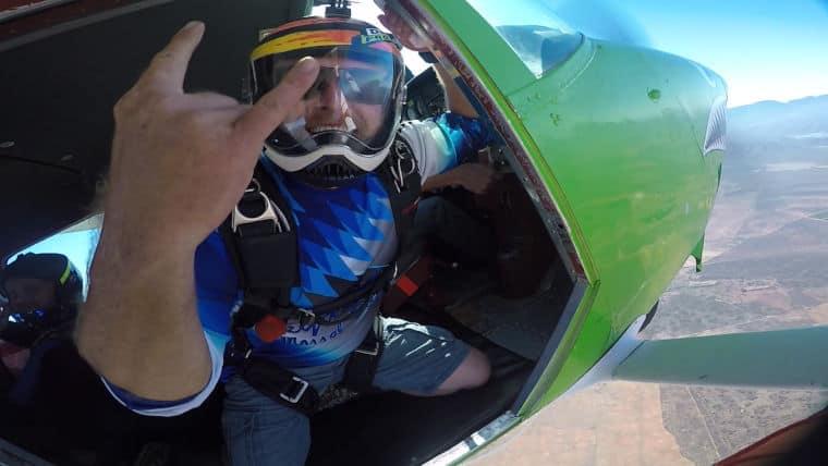 Nic Cremonte Skydive Robertson