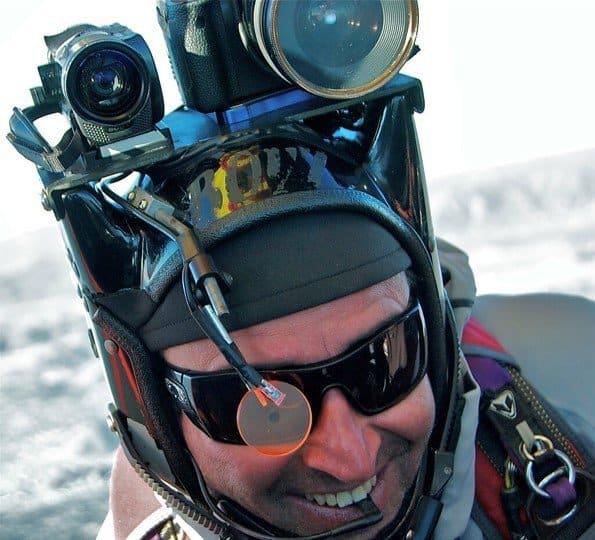 Camera Helmet