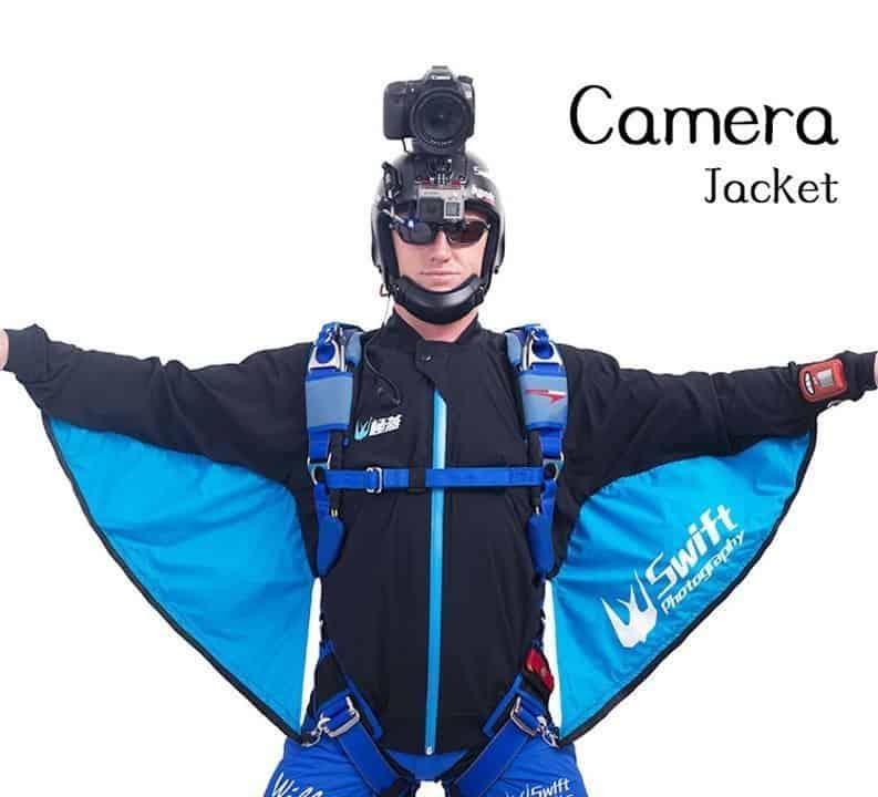 Camera Wings
